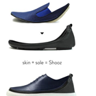 Shooz la scarpa per i viaggiatori