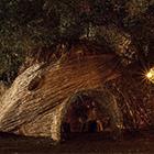 Dormire in un Nido al Parco dei Paduli in Salento